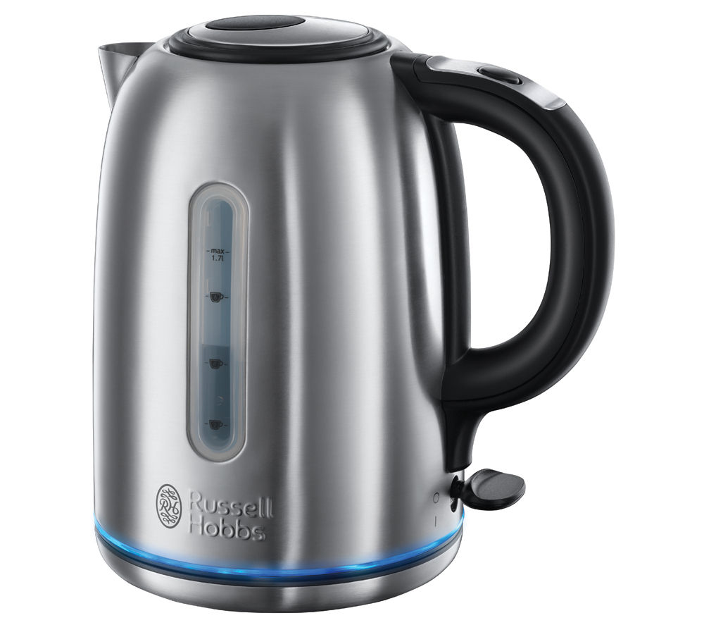 RUSSELL HOBBS  Buckingham 20460 Jug Kettle  Stainless Steel Stainless Steel