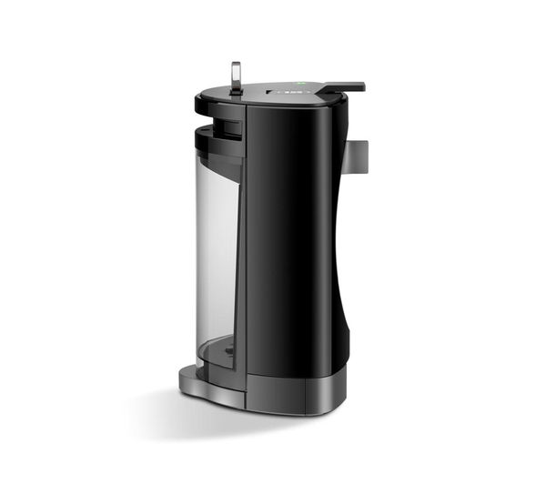 KRUPS Dolce Gusto Oblo KP110840 Hot Drinks Machine - Black + XB201000 Dolce Gusto Pod Holder ...