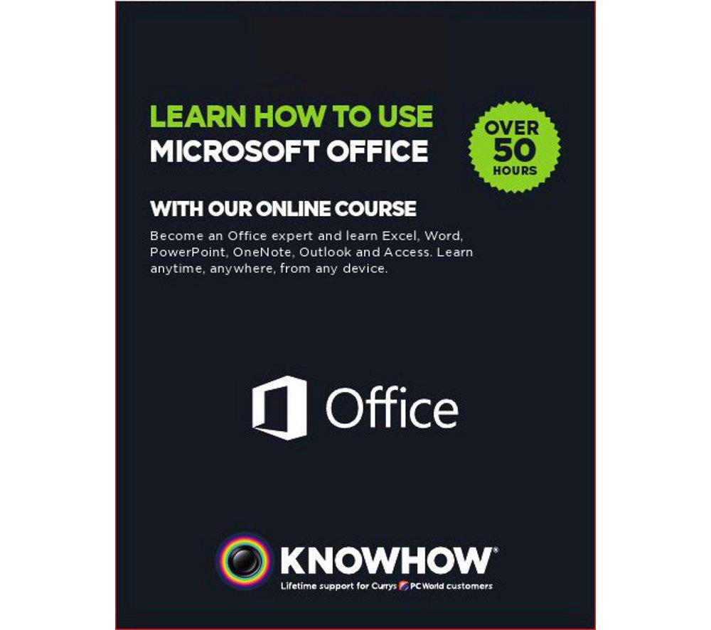 KNOWHOW eLearning - Microsoft Office