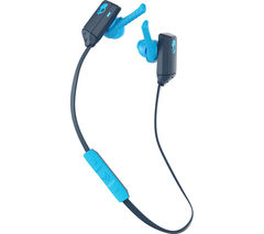 SKULLCANDY XTfree Wireless Bluetooth Headphones - Blue