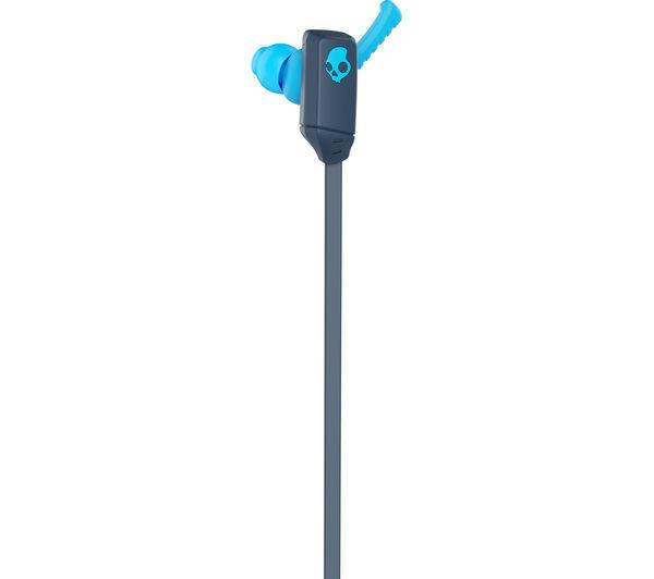 Image of SKULLCANDY XTfree Wireless Bluetooth Headphones - Blue