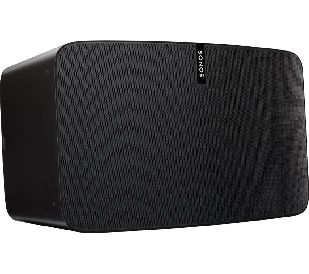 Sonos PLAY:5 Wireless Multi-Room Speaker - Black, Black