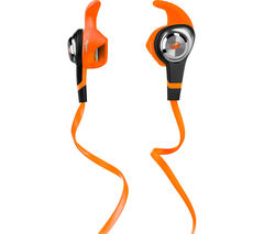 MONSTER iSport Strive Headphones - Orange