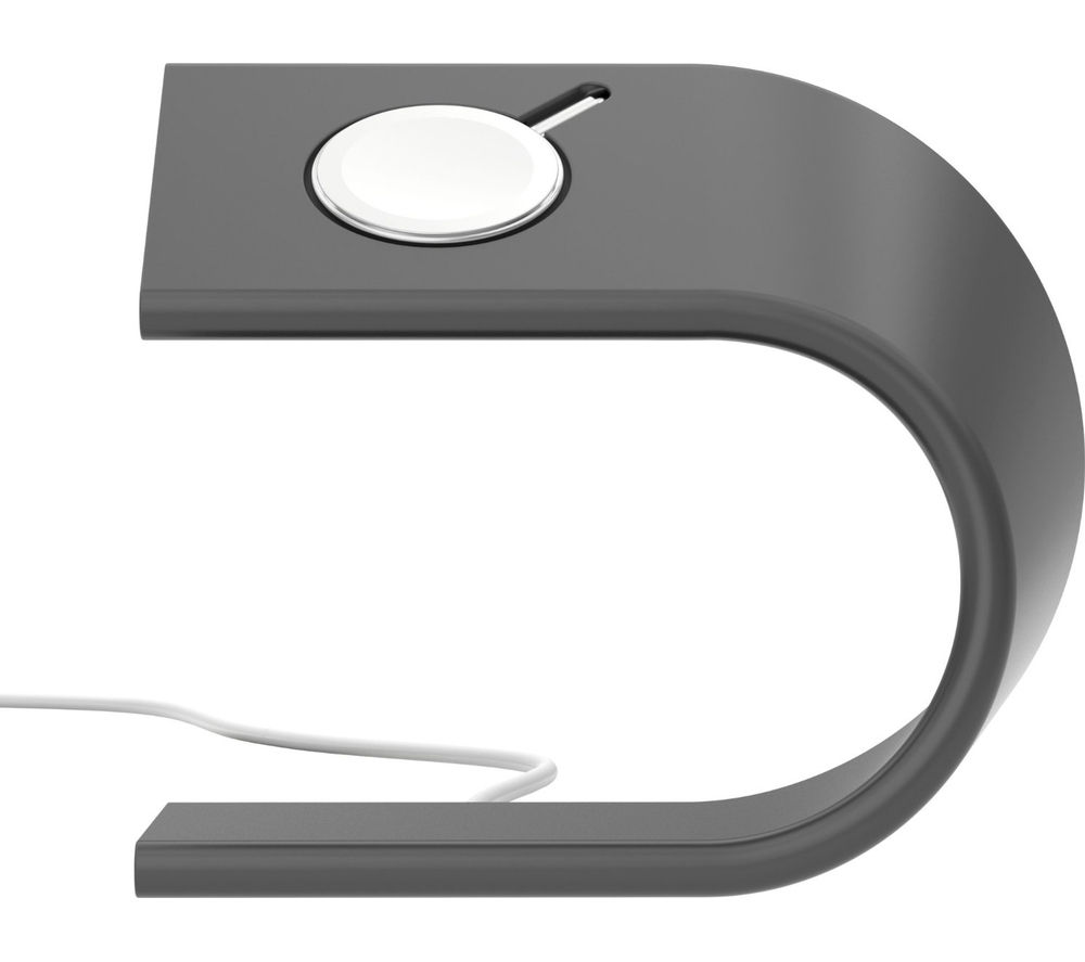 NOMAD Apple Watch Charging Stand - Space Grey