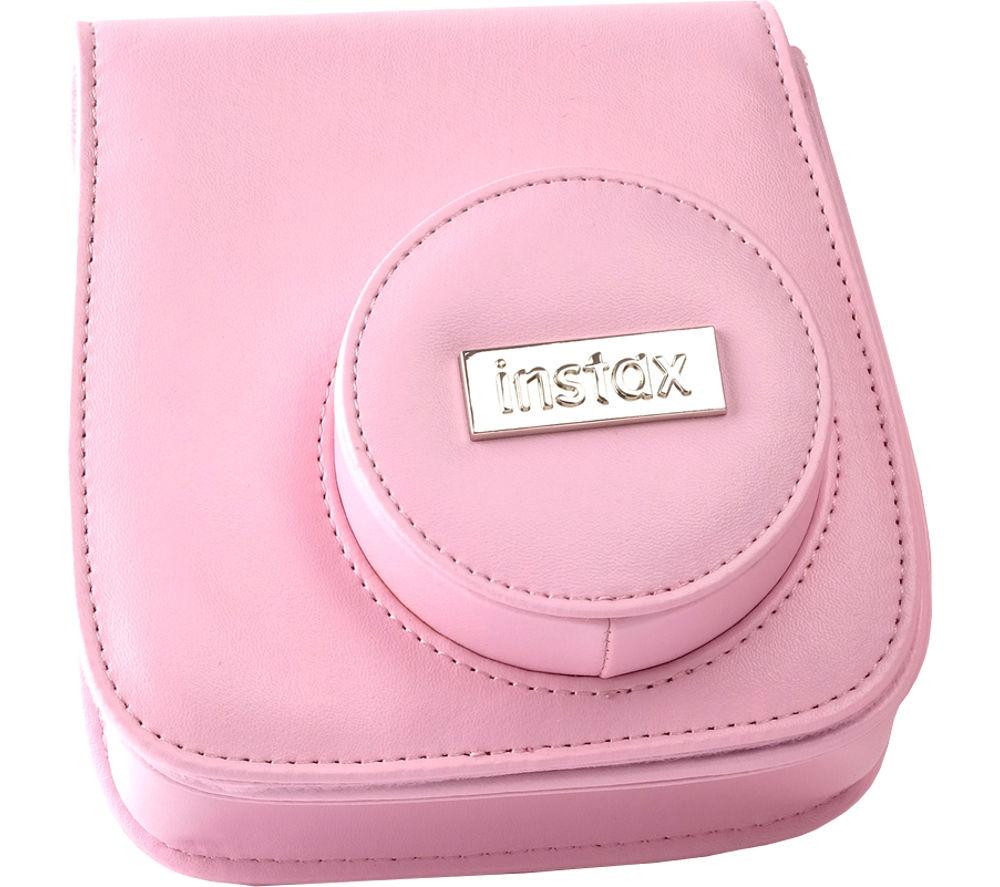 FUJIFILM P10GFC0010A Instax Mini8 Camera Case - Pink