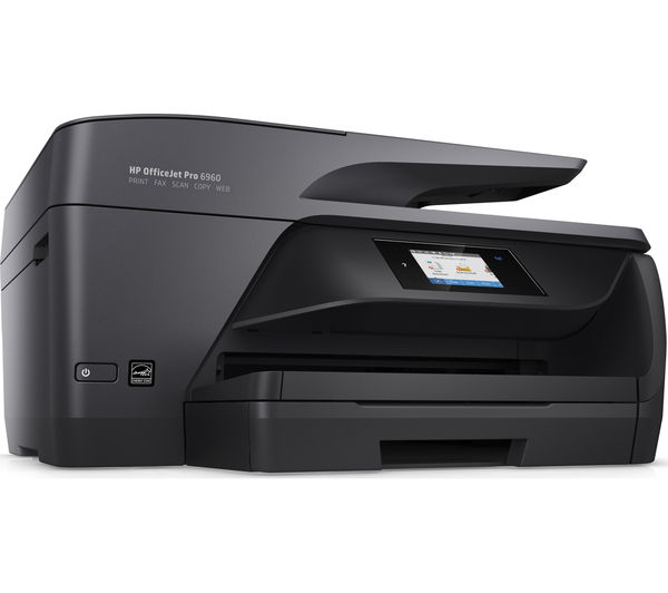 Buy Hp Officejet Pro 6960 All In One Wireless Inkjet