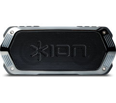ION Aquaboom Portable Wireless Speaker - Black