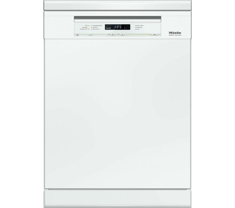 MIELE G4940BK Full-size Dishwasher - White