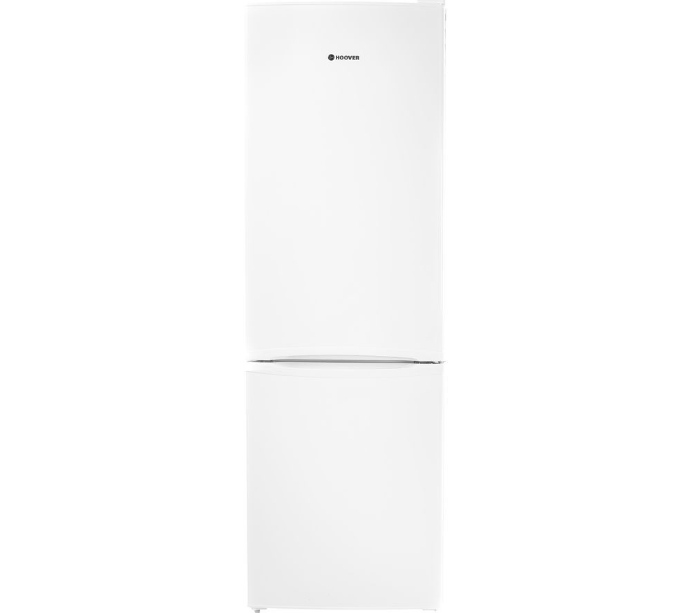 HOOVER  HSC185WE1 Fridge Freezer  White White