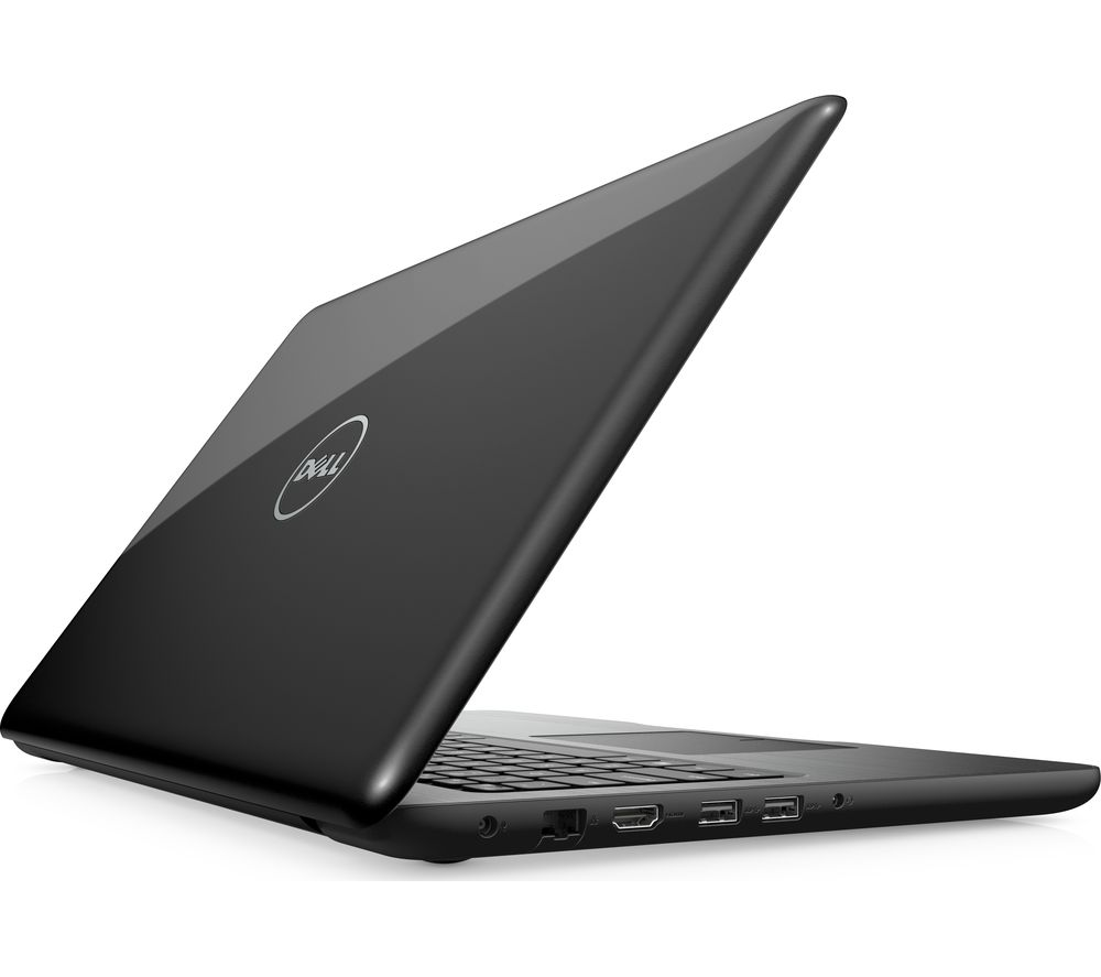 "DELL Inspiron 15 5000 15"" Laptop - Black + Office 365 Personal + LiveSafe Unlimited 2017 - 1 year"