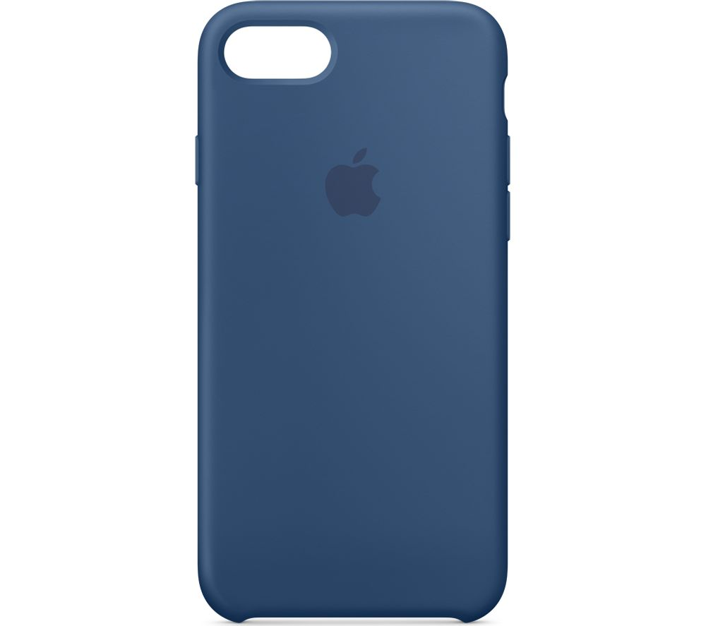 APPLE Silicone iPhone 7 Case - Ocean Blue