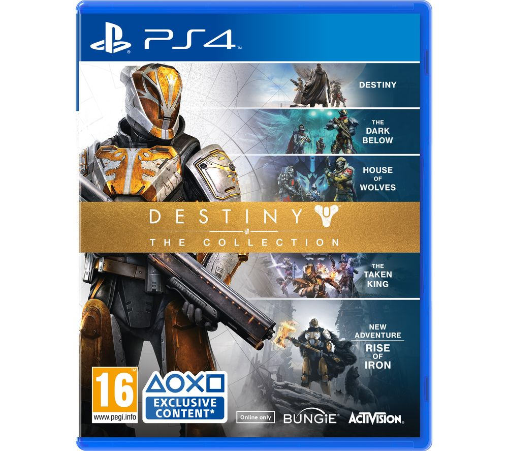 Photo of Playstation 4 destiny: the collection