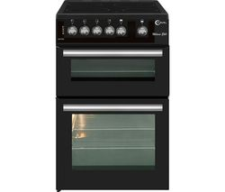FLAVEL ML61CDK 60 cm Electric Ceramic Cooker - Black
