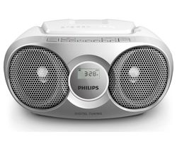 PHILIPS CD Soundmachine AZ215S Boombox - Grey