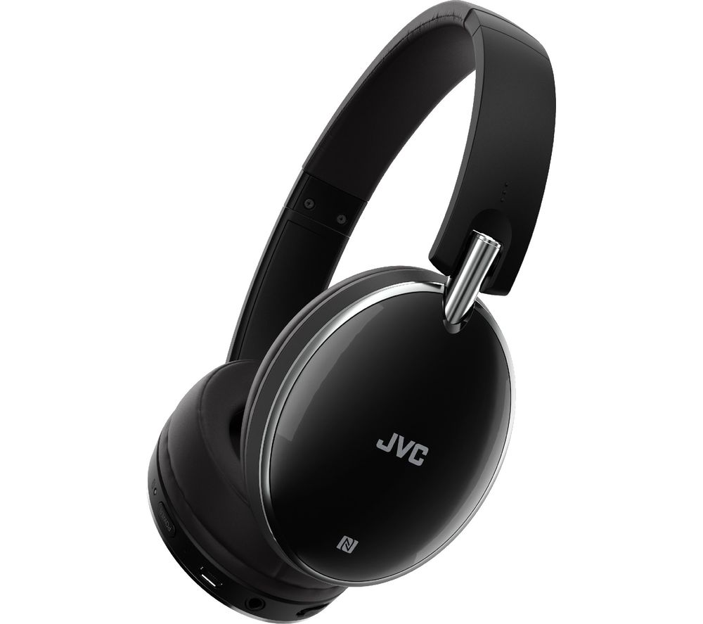 JVC HA-S90BN-B-E Wireless Bluetooth Noise-Cancelling Headphones Review