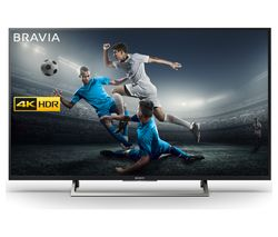 "SONY BRAVIA KD-65XE7002BU 65"" Smart 4K Ultra HD HDR LED TV"