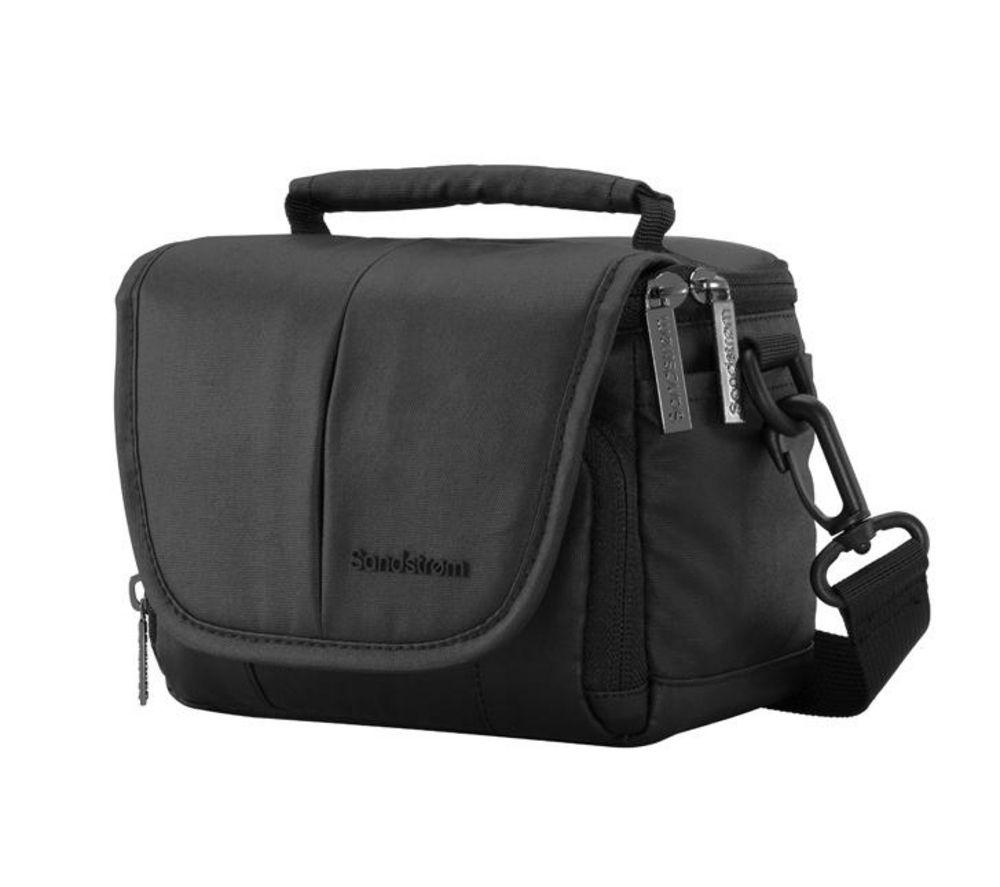 SANDSTROM Camcorder Case - Black