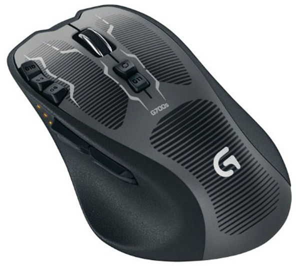 Image of LOGITECH G700s Wireless Laser Gaming Mouse