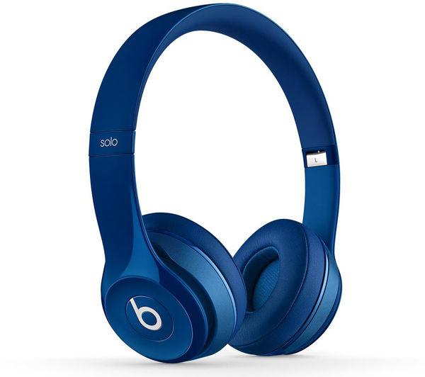 Beats Headphones White And Blue
