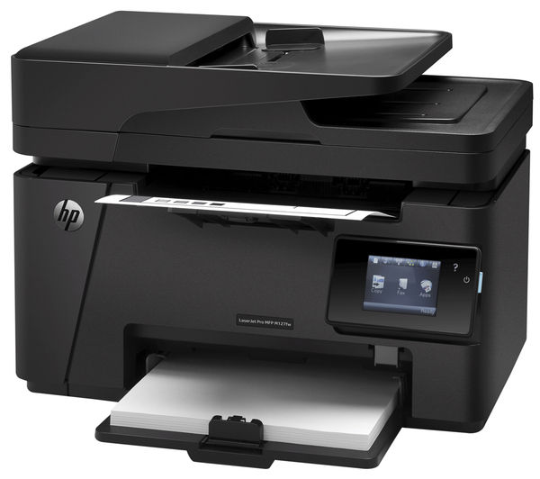 Hp Laserjet Pro M127 All In One Monochrome Laser Printer