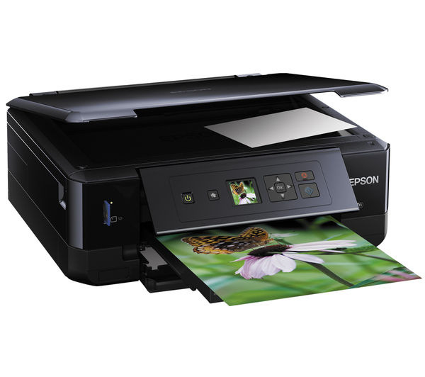 EPSON Expression Premium XP-520 All-in-One Wireless Inkjet ...