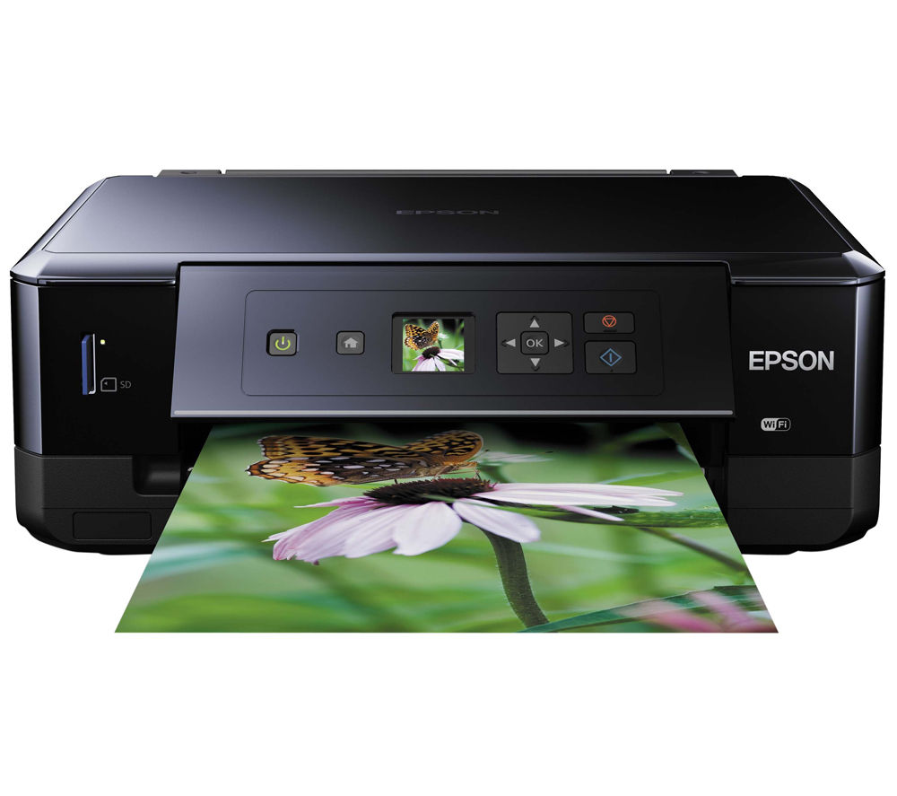 epson expression premium xp 520 all in one wireless inkjet. Black Bedroom Furniture Sets. Home Design Ideas