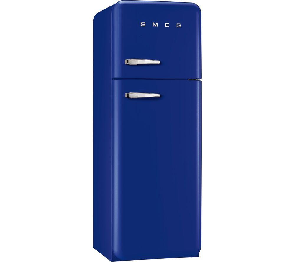 Smeg Fab30rfb Fridge Freezer Blue Blue