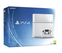 SONY PlayStation 4 - White