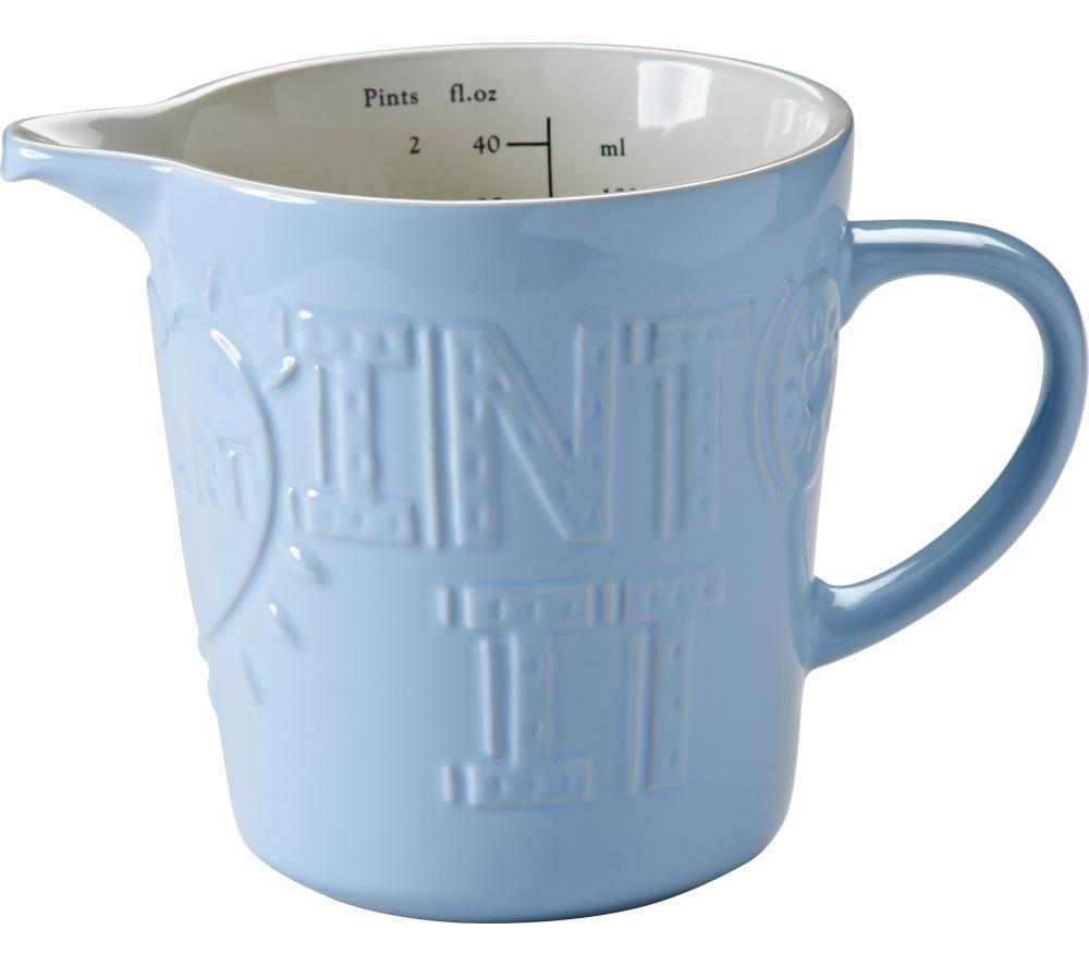 MASON CASH Bake My Day 1-Litre Measuring Jug - Blue