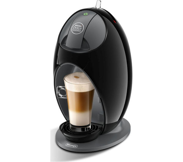 buy dolce gusto by de 39 longhi jovia edg250 b hot drinks machine black free delivery currys. Black Bedroom Furniture Sets. Home Design Ideas