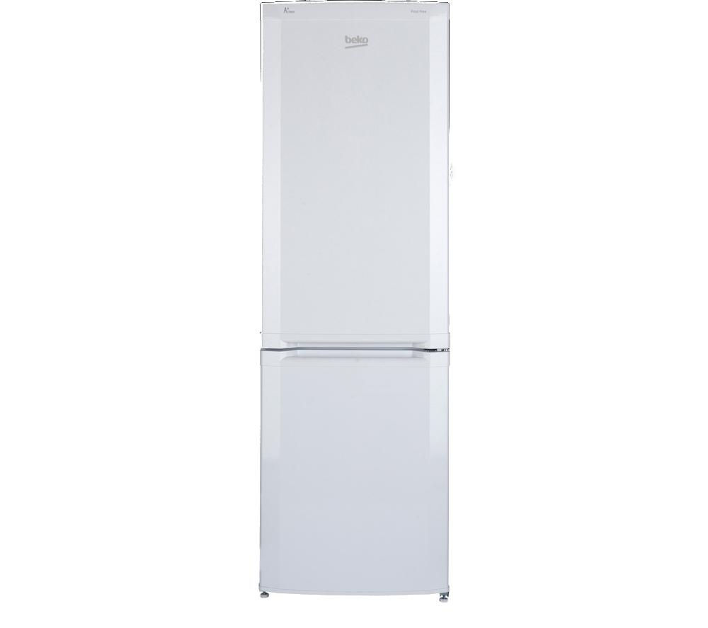 BEKO  CF5713APW Fridge Freezer  White White