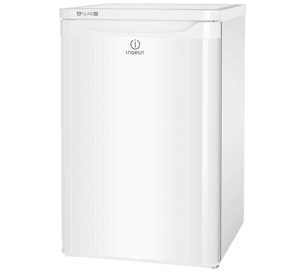 Indesit TLAA10UK Undercounter Fridge  White White