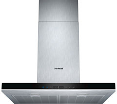 SIEMENS LC68BA572B Chimney Cooker Hood - Stainless Steel