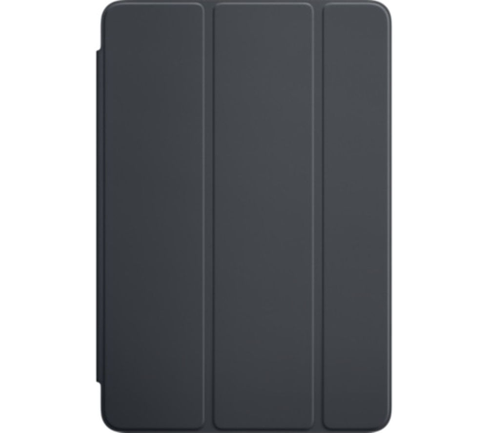 Image of Apple Smart iPad Mini 4 Cover - Charcoal Grey, Charcoal