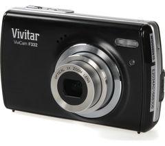 VIVITAR S332 Compact Camera - Black