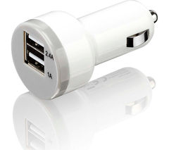 SANDSTROM S34ACD16 Universal Dual USB Car Charger