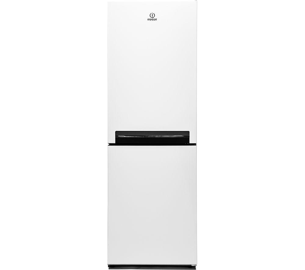 INDESIT LD70 S1 W Fridge Freezer - White