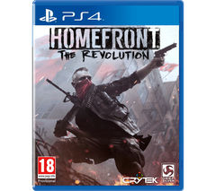 PLAYSTATION 4 Homefront: The Revolution