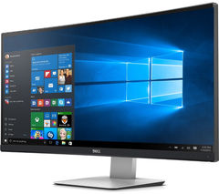 "DELL UltraSharp Ultrawide U3415W Quad HD 34"" Curved LED Monitor with MHL"
