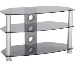 TTAP Classik Curve 800 TV Stand - Grey Tint