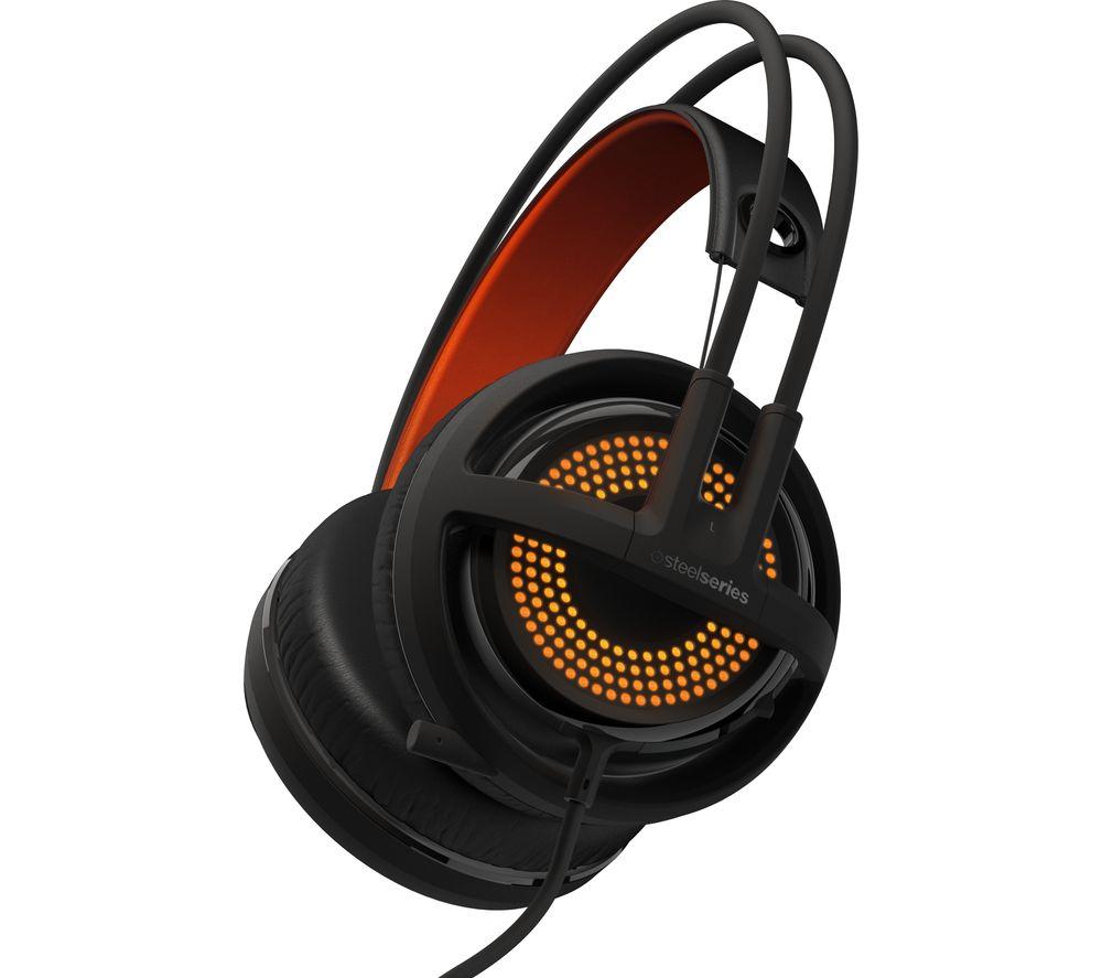 steelseries siberia 350 7 1 gaming headset deals pc world. Black Bedroom Furniture Sets. Home Design Ideas