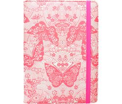 "ACCESSORIZE Neon Butterfly 8"" Tablet Case - Pink"
