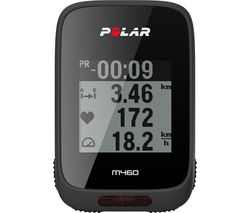 POLAR M460 GPS Cycling Computer - Black