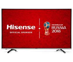 """HISENSE H49M3000 49"""" Smart 4K Ultra HD HDR LED TV"""