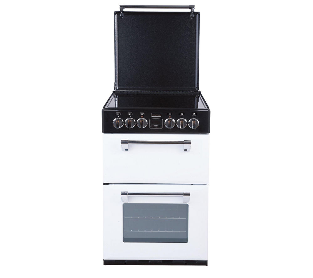 Electric Cooker Stove : Buy STOVES Richmond 550E Electric Cooker - Coconut  Free Delivery ...