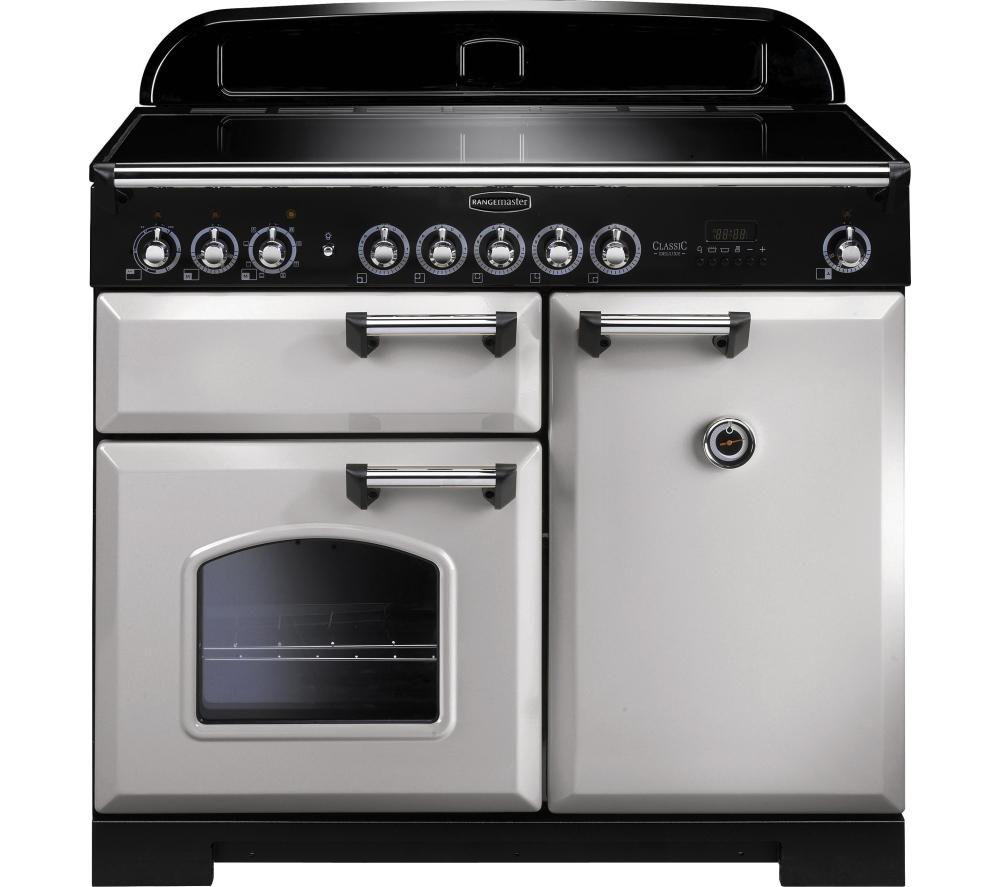 Electric Range Cookers ~ Buy rangemaster classic deluxe electric induction