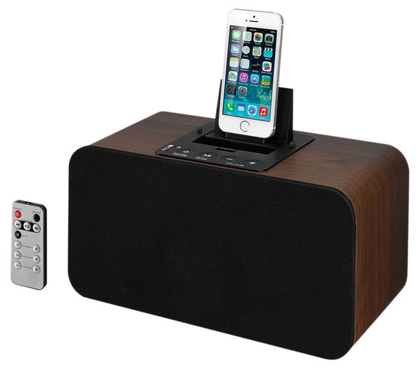 Image of IWANTIT IBTLI14 Wireless Speaker Dock - with Apple Lightning Connector