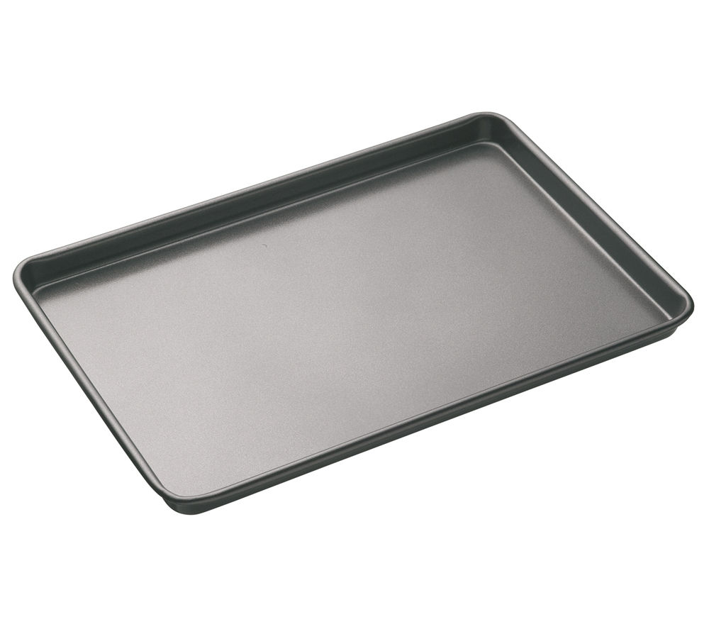 MASTER CLASS KCMCHB3 39 x 27 cm Non-stick Baking Tray - Black