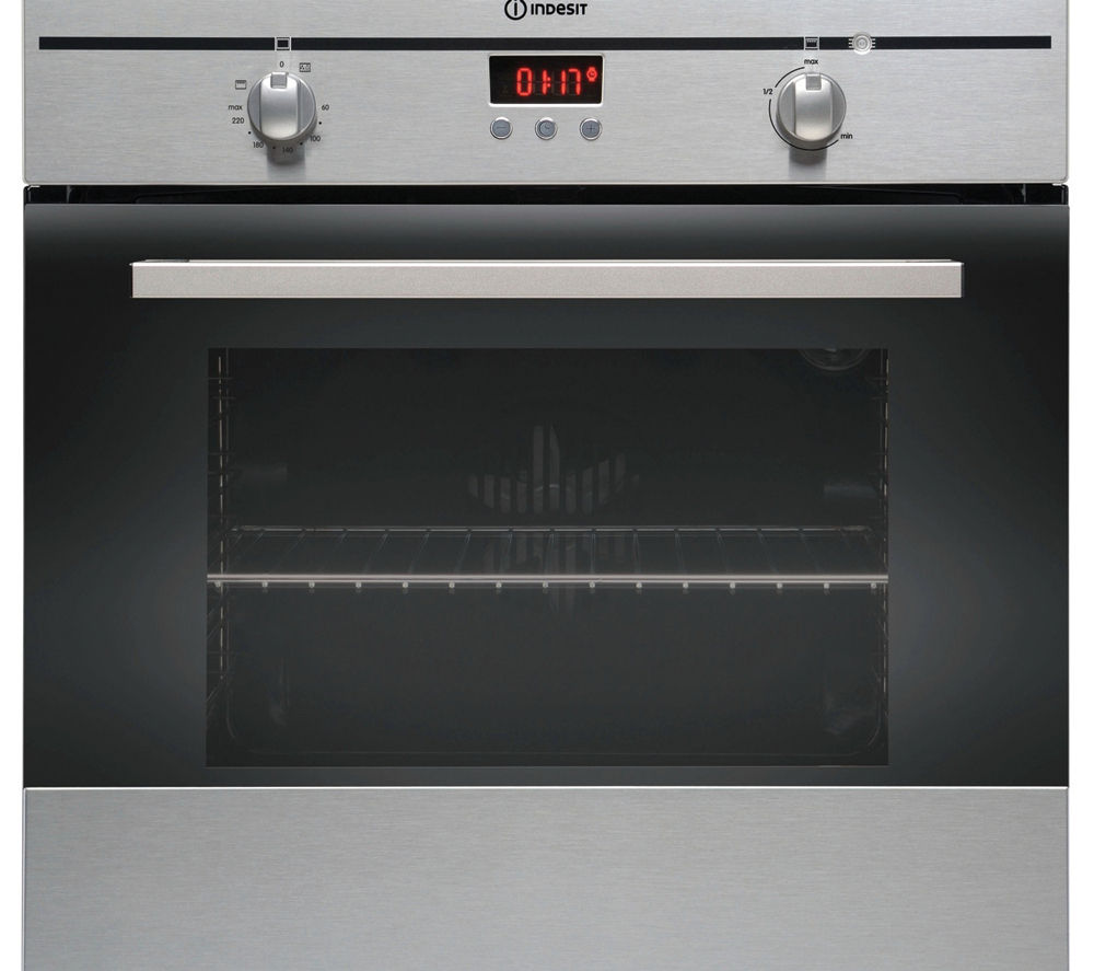 Indesit FIM33KAIX Electric Oven  Stainless Steel Stainless Steel