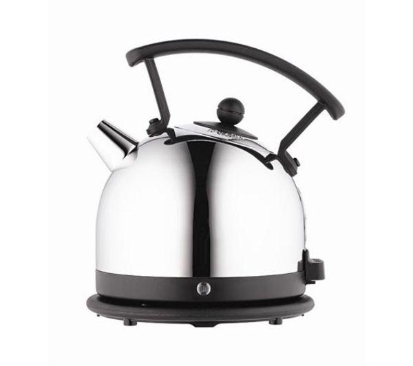 1.7-Litre Dome Kettle - Black